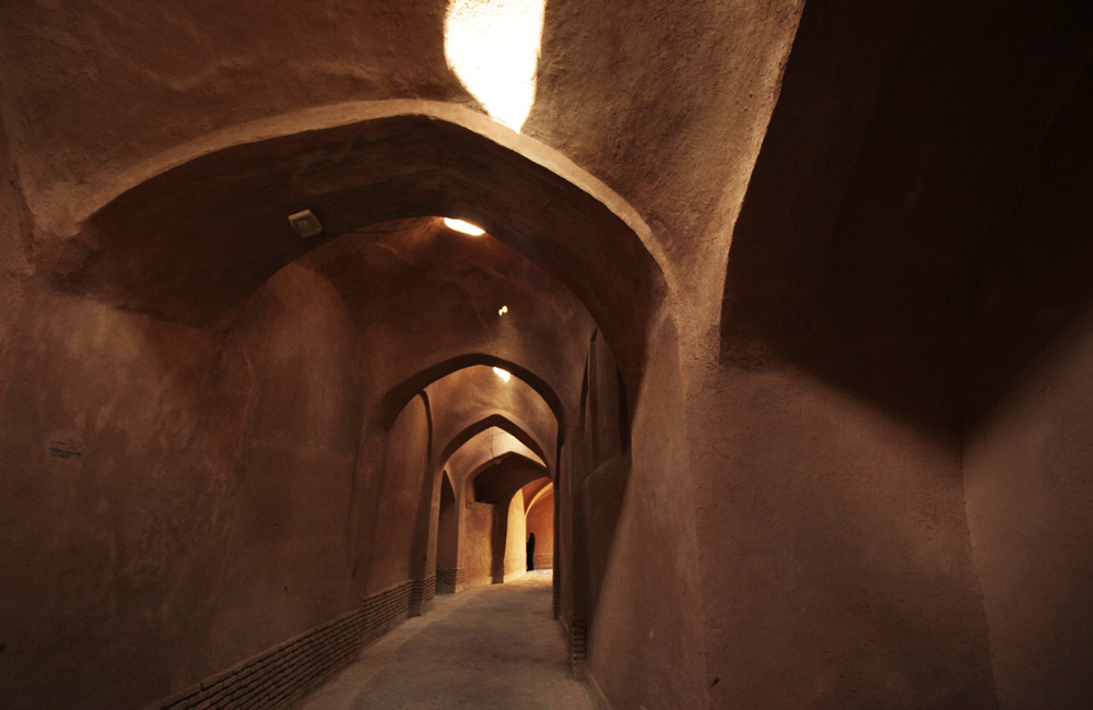 The UNESCO World Heritage Old TownYazd