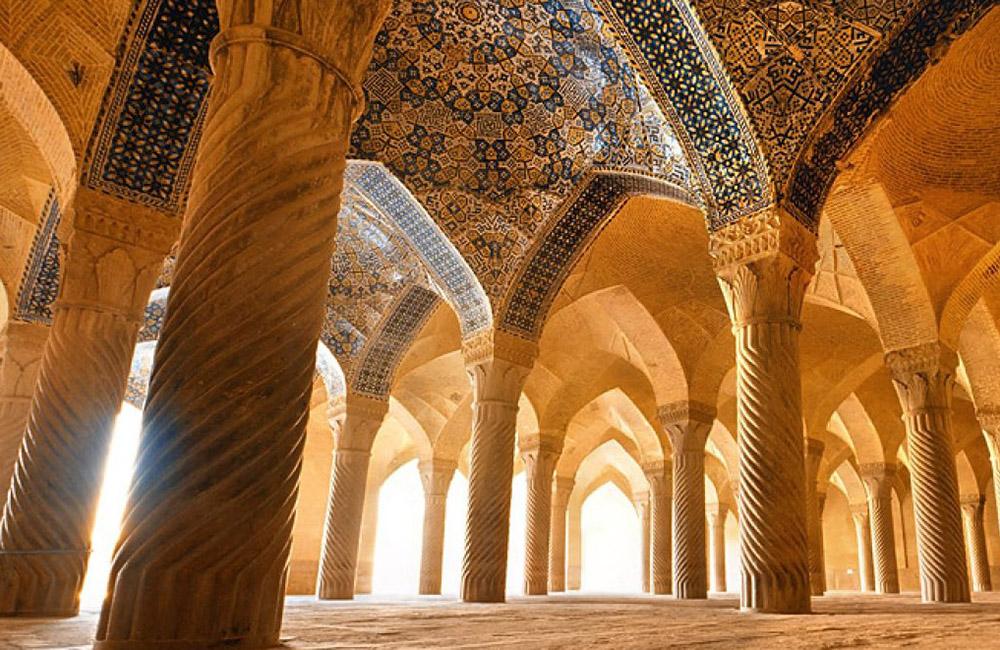 Vakil Mosque in Shiraz, Iran