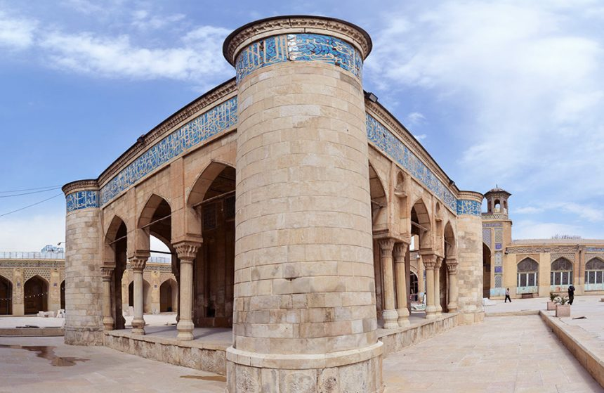 The Ancient Atigh Jame Mosque of Shiraz