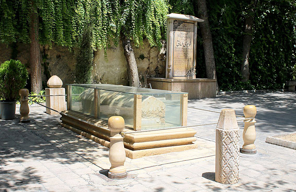 Khwaju Kermani Tomb , Shiraz, Iran