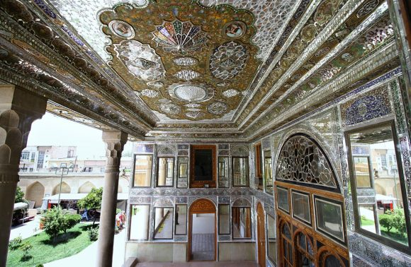 The Unforgettable Qavam House (Narenjestan-e Qavam) in Shiraz