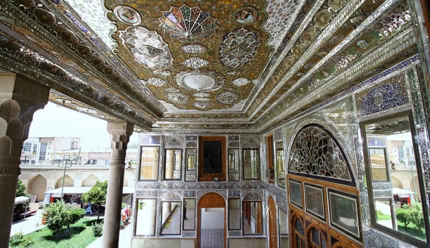 The Unforgettable Qavam House (Narenjestan-e Qavam) in Shiraz