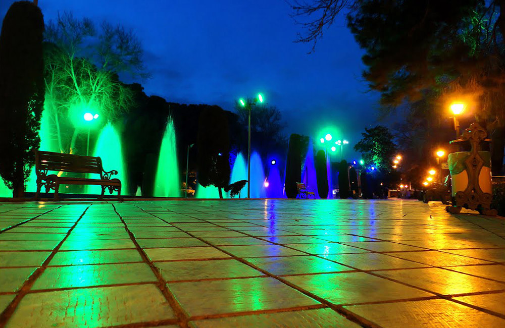 Park-e Shahr, Tehran's First Public Park