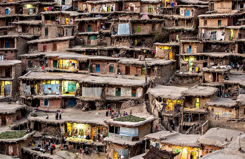 عکس با کیفیت روستای سرآقاسید